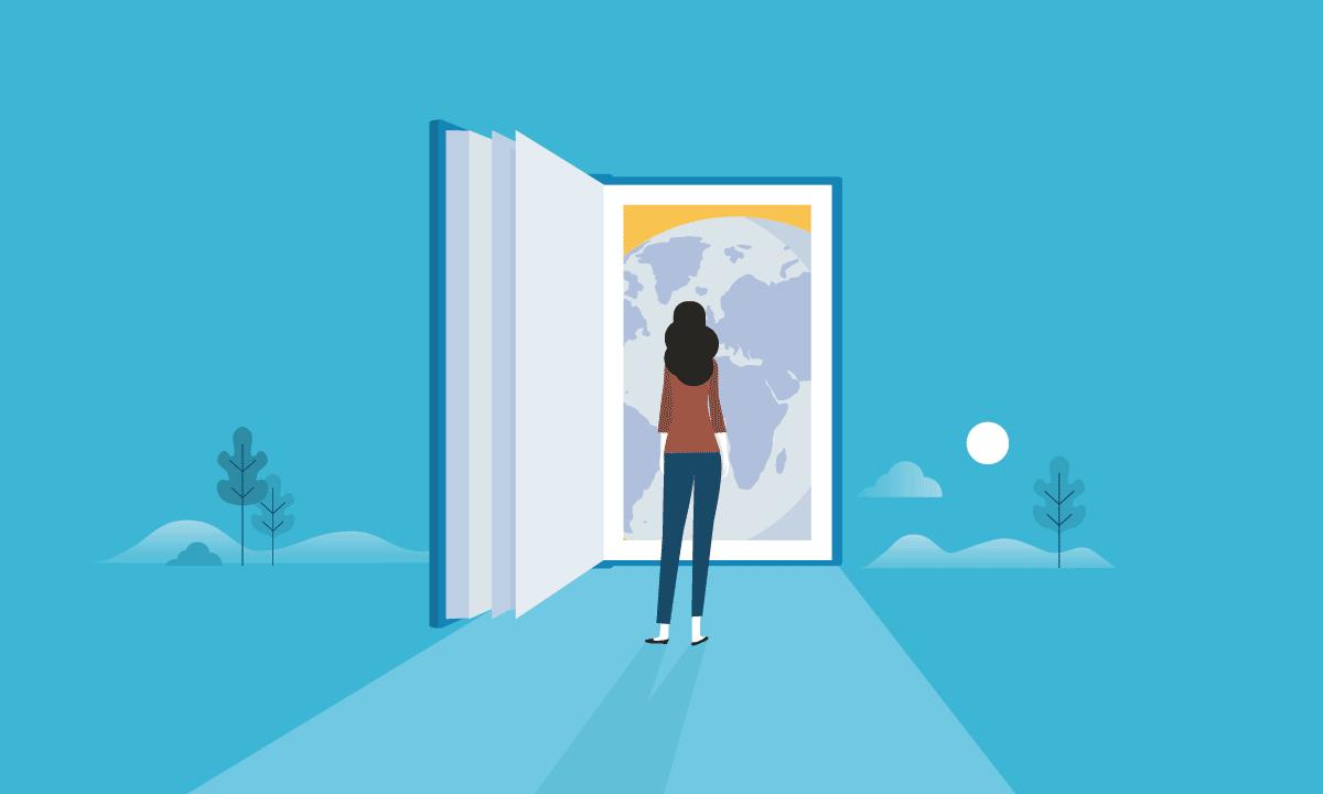 Jak odnowić stare  drzwi do biblioteki?