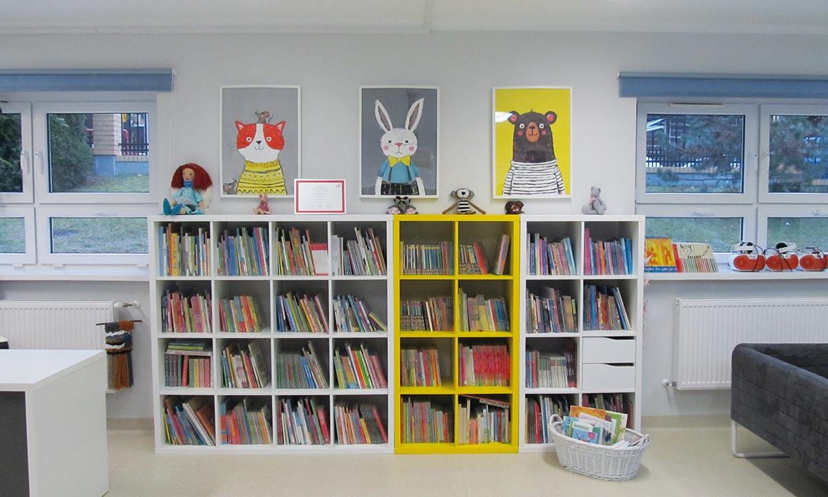 Jak Augustów remontował biblioteki szkolne? Historia ku pokrzepieniu serc