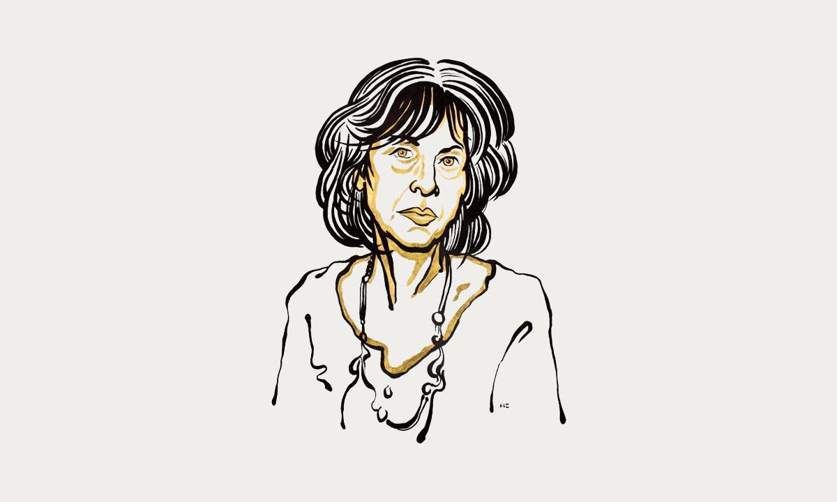 Louise Glück – laureatką literackiej Nagrody Nobla