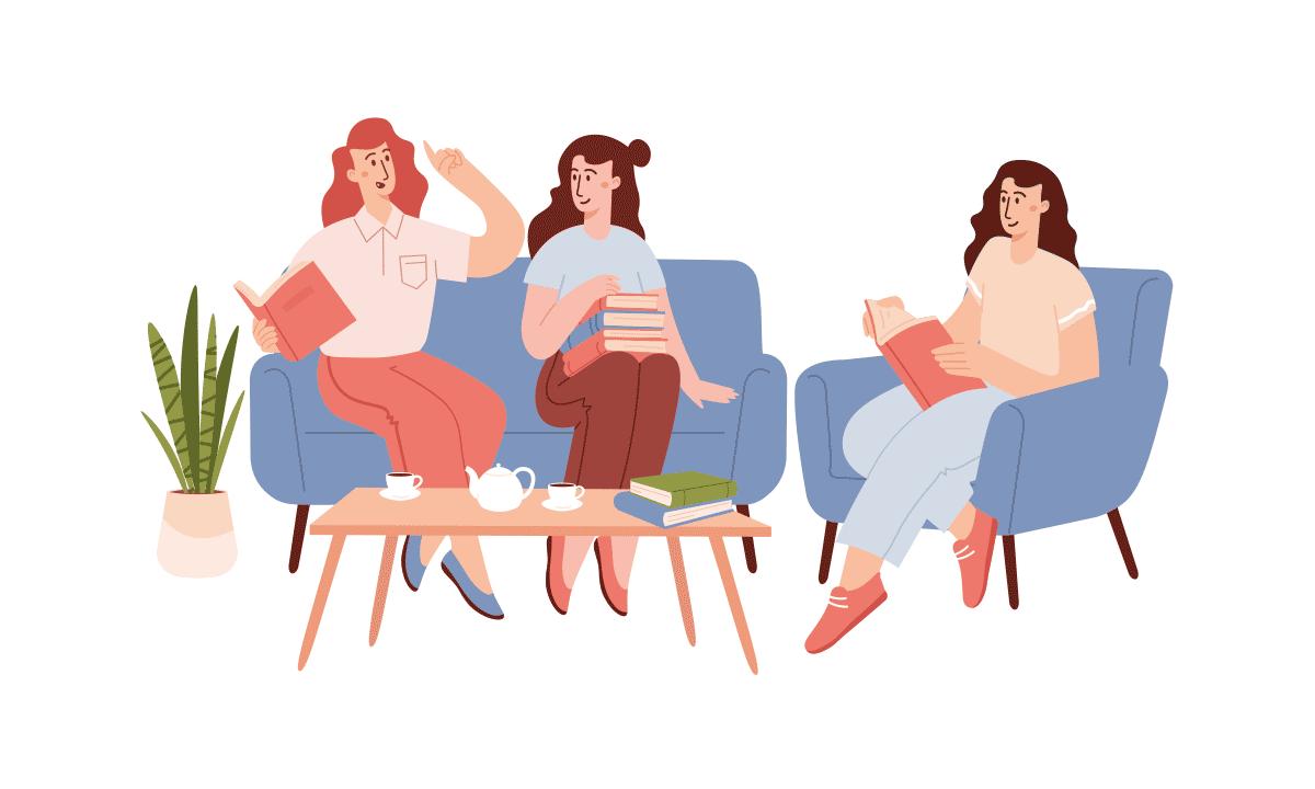 Dyskusyjny klub książki  w szkole podstawowej
