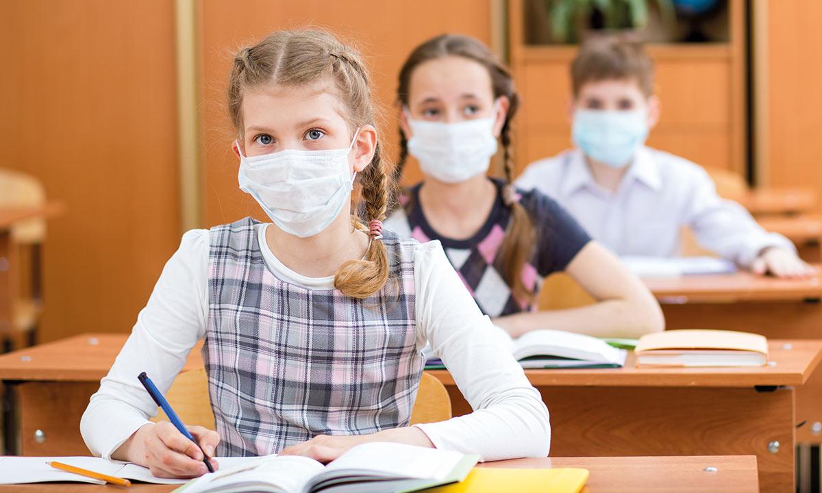 Biblioteki szkolne w dobie pandemii