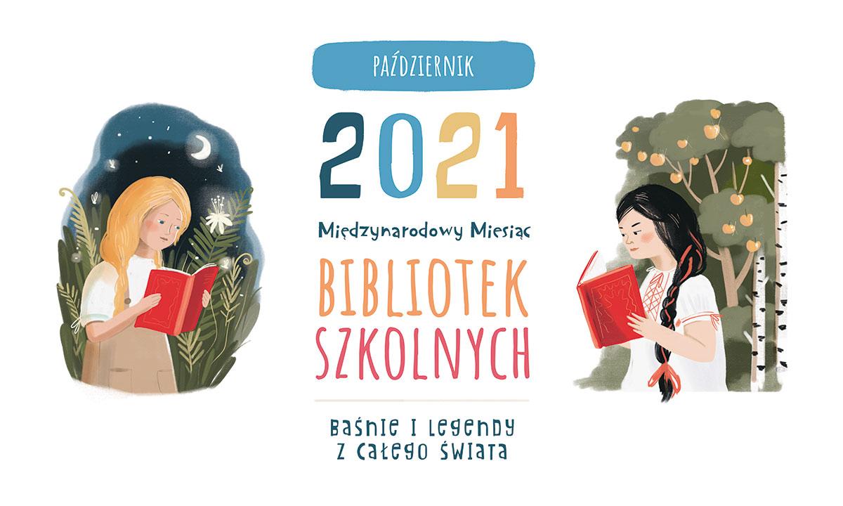 Międzynarodowy Miesiąc Bibliotek Szkolnych 2021 – pomysły na realizację