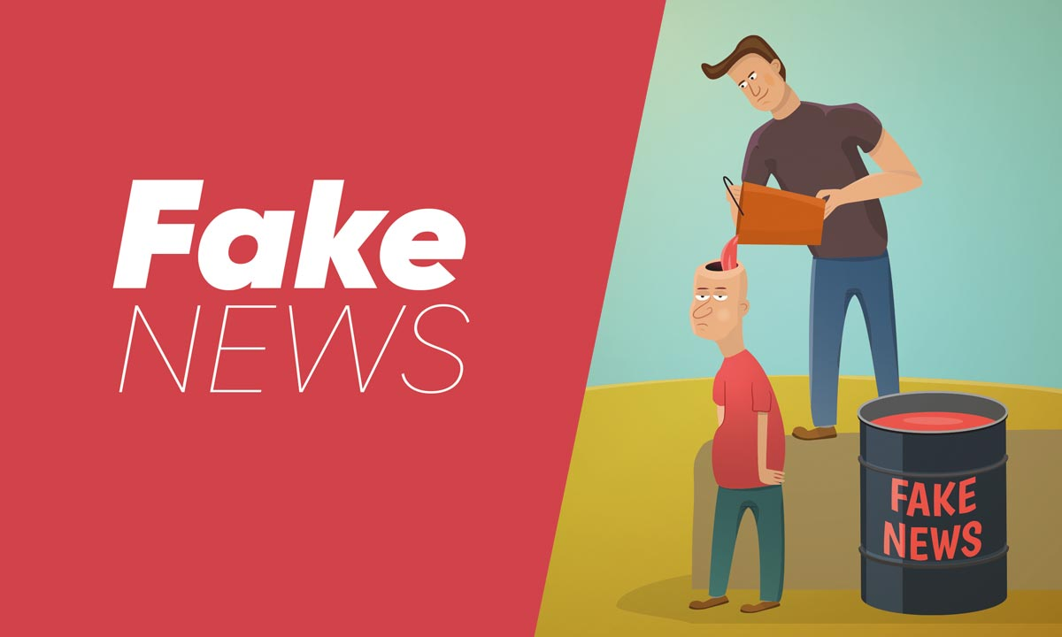 Jak pracować zdalnie? Cz. 4. Fake news i hejt
