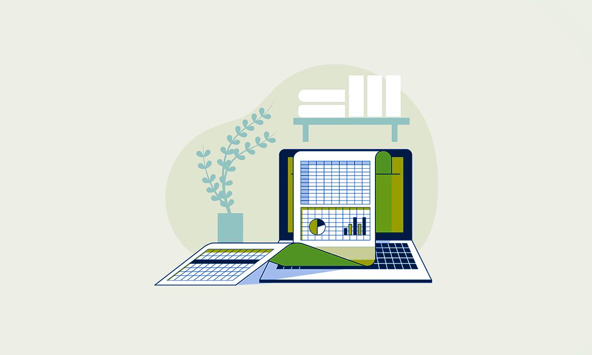 Skontrum w Excelu krok po kroku
