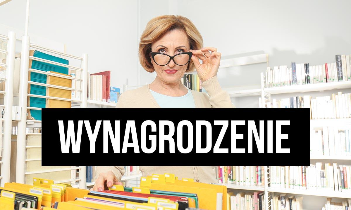 Wynagrodzenie nauczyciela bibliotekarza w okresie epidemii