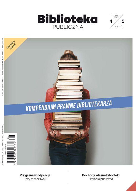 Biblioteka Publiczna – numer 04-05/2017